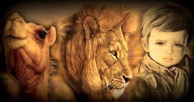 Nietzsche: Del camello, al león y al niño.
