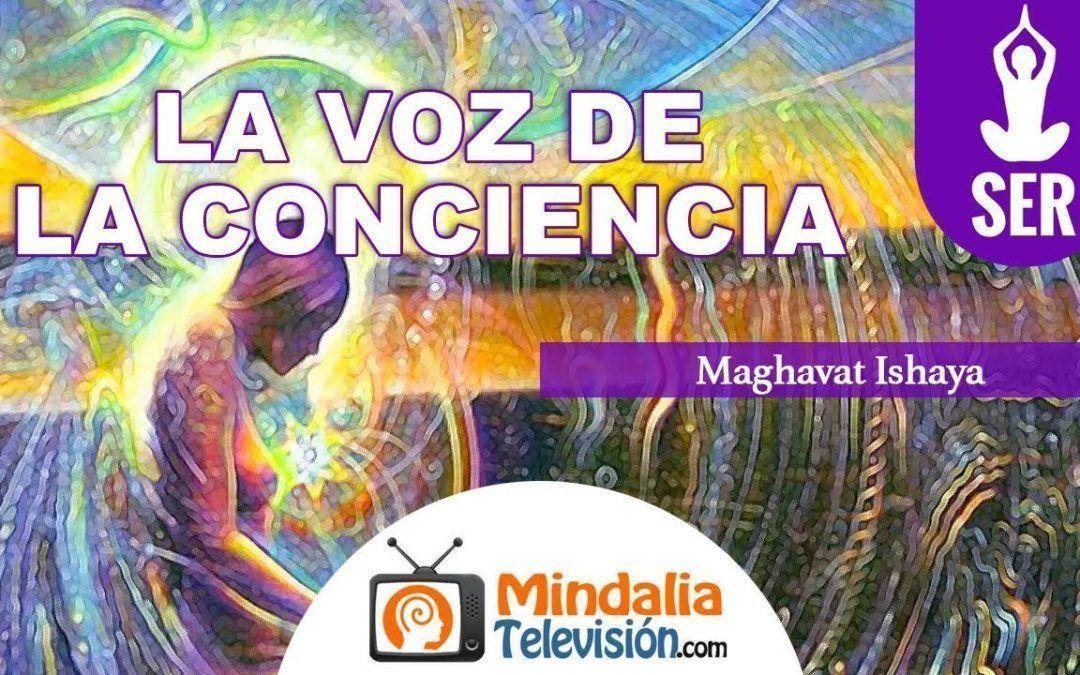 Entrevista – Presentación «La Voz de la Conciencia» 1/7