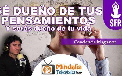 """Entrevista – """"Sé dueño de tus pensamientos"""" 7/7"""