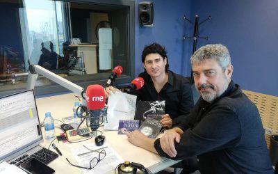 Entrevista de Radio en RTVE: Són 4 dies